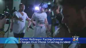New Video Emerges Involving Conor McGregor's Phone Snatching Incident [Video]