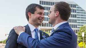 Chasten Buttigieg Opens Up About Experience Being Married To Presidential Hopeful Pete Buttigieg [Video]
