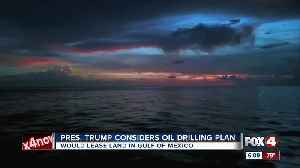GOP Congressman opposes off shore drilling [Video]
