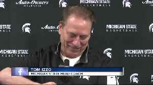 Tom Izzo says the sun isn't setting on his career [Video]