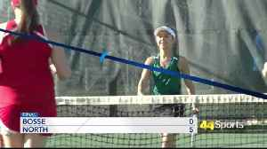 north tennis with the win [Video]