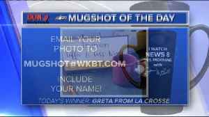 Mug shot of the day - Greta from La Crosse [Video]