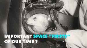 Did you know these Outer Space record-breakers? [Video]