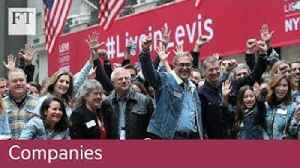 NYSE suspends 'no jeans' rule for Levi's IPO [Video]