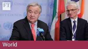 UN and European leaders reject Trump's stance over Golan Heights [Video]