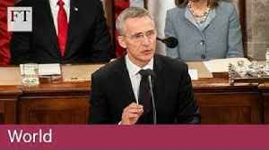 Nato's Stoltenberg says Russia is in violation of the INF Treaty [Video]