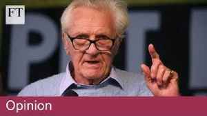 News video: Brexit: why Michael Heseltine is sceptical on Tory-Labour talks