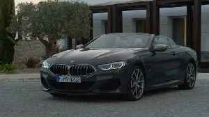 The new BMW M850i xDrive Convertible Exterior Design [Video]