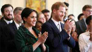 Meghan A nd Harry Planning To Keep Birth 'Private' [Video]
