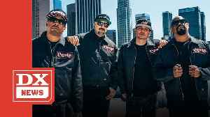 Cypress Hill To Receive Star On Hollywood Walk Of Fame This Week [Video]