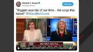 'The Coup That Failed': Trump Shares Quote About Mueller Probe In Tweet [Video]