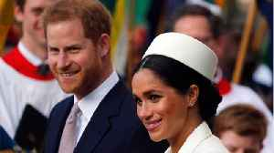 News video: Prince Harry And Meghan Markle To Keep Baby Birth Private