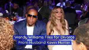 Wendy Williams Files for Divorce From Husband Kevin Hunter [Video]