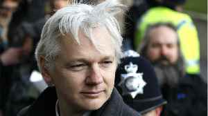Julian Assange Arrested In London [Video]