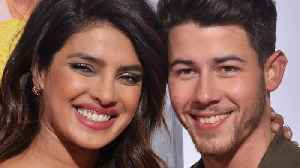 Priyanka Chopra Lauds Amazing New Hubby Nick Jonas [Video]