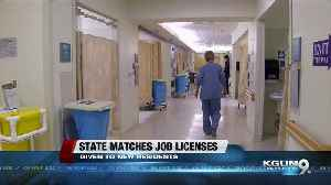Arizona becomes 1st to match out-of-state work licenses [Video]