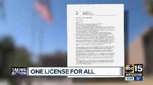 Arizona first state to match job licenses for new residents [Video]