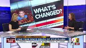 It's been a year since Kyle Plush died. Can the 911 system fail the same way today? [Video]