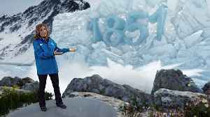 Behind the Scenes of the Weather Channel's Immersive Reality Segment on Climate Change [Video]
