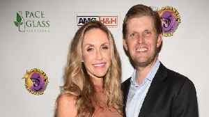 Eric Trump And Wife Lara To Become Parents To Second Child [Video]