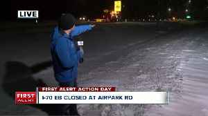 Airpark Road remains closed to state line Thursday morning [Video]
