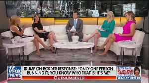 Hegseth scolded by Fox News co-host for laughing at idea of climate refugees [Video]