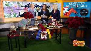 Stylish Ideas for a Kentucky Derby Party [Video]