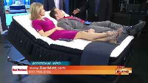 Sleep Comfortable With The New Stearns And Foster Line [Video]