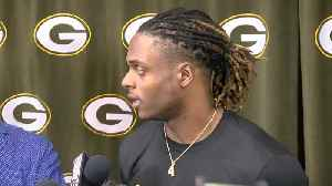 Green Bay Packers wide receiver Davante Adams discusses new role [Video]
