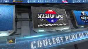 QUEST FOR THE CUP | Millian-Aire coolest play [Video]