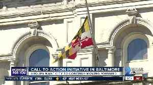 Civic leaders and agencies join forces to move Baltimore forward [Video]