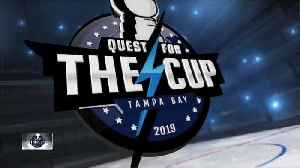 QUEST FOR THE CUP | Wednesday game preview [Video]