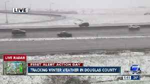 Snow and wind snarl travel across much of Colorado [Video]