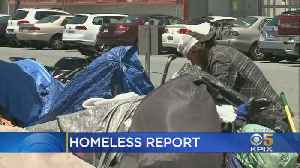 New Report On Homelessness Shows Scope Of Problem In Bay Area [Video]