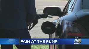 $4 Gas Starting To Appear At Bay Area Stations [Video]