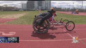 The Last Minute: Tatyana McFadden Inspires Young Wheelchair Athlete