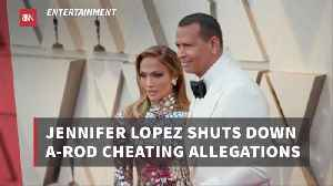 J-Lo Is Not Worried About A-Rod Cheating [Video]