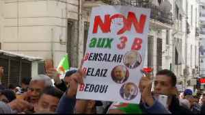News video: Algeria sets presidential election for July 4