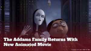 The Addams Family Gets Animated [Video]
