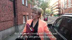 Andrea Leadsom: Brexit delay will not stop us leaving the EU [Video]