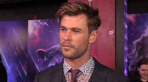 Chris Hemsworth on playing 'Thor' for so long [Video]