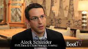 Amobee's Scheider: Connected TV Filling Linear Addressable Gap [Video]