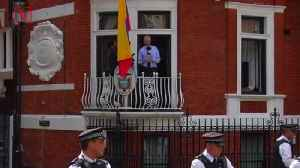 News video: WikiLeaks Founder Julian Assange Faces Possible Extradition to U.S. After Arrest