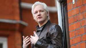 Julian Assange's 'Aggressive Behavior' Caused Him To Lose Asylum - Ecuador President [Video]