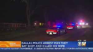 Police: Man Shot, Killed Wife In White Rock Area Of Dallas [Video]