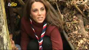 Kate Middleton Is Reportedly Learning About Her Future Role As Queen [Video]