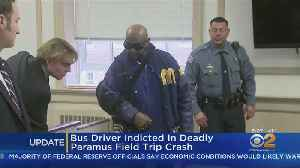School Bus Driver Indicted Following Deadly Crash [Video]