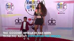 Ciara wants more kids [Video]