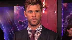 Chris Hemsworth relieved his Liam and Miley wedding photos weren't leaked [Video]