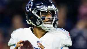 Titans' roster reset: Does Marcus Mariota need a pivotal season to stay in Tennessee? [Video]